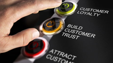 How to create customer loyalty?